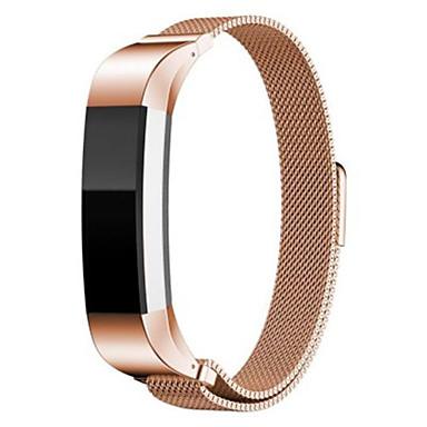 Uita-Band pentru Fitbit Alta Fitbit Banderola Sport Oțel inoxidabil Curea de Încheietură