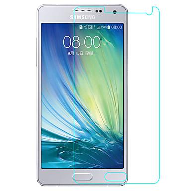 Screenprotector Samsung Galaxy voor A5 Gehard Glas 1 stuks Voorkant screenprotector Krasbestendig High-Definition (HD)