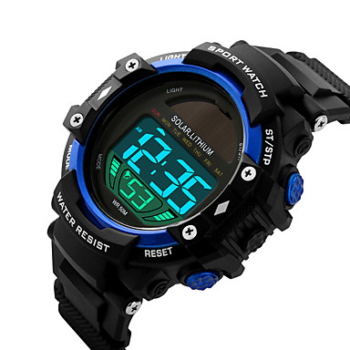 Smart horloge Waterbestendig Lange stand-by Multifunctioneel Sportief Stopwatch Wekker Chronograaf Kalender Other Geen Sim Card Slot