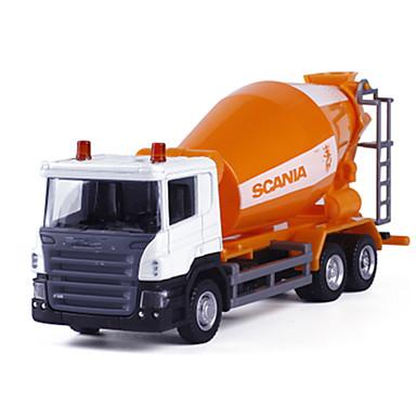 Speelgoedauto's Terugtrekvoertuigen Truck Boerderijvoertuig Speeltjes Automatisch Vrachtwagen Metaallegering Stuks Unisex Geschenk