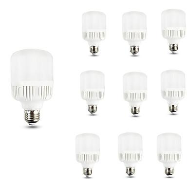 9W 800 lm E27 Bulb LED Glob A70 10 led-uri SMD 2835 Decorativ Alb Rece AC 220-240V