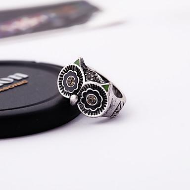 Pentru femei Inel - Aliaj stil minimalist, Modă, Cute Stil Ajustabil Auriu / Argintiu Pentru Nuntă / Petrecere / Aniversare