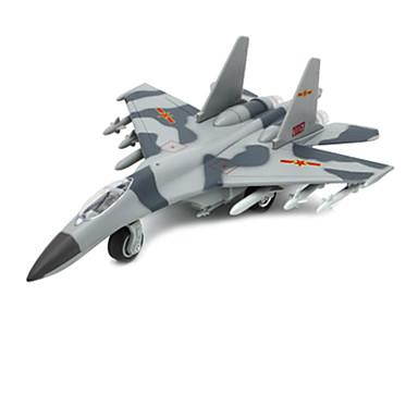Speeltjes Modelbouwsets Vechter Speeltjes Vliegtuig Vechter Metaallegering Stuks Unisex Geschenk