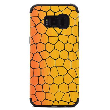 Maska Pentru Samsung Galaxy S8 Plus S8 Anti Șoc Model Carcasă Spate Model Geometric Greu PC pentru S8 S8 Plus S7 edge S7