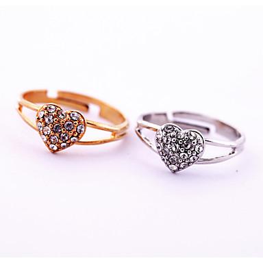 Pentru femei Inel La modă Personalizat Euramerican Aliaj Bijuterii Pentru Nuntă Petrecere Zi de Naștere