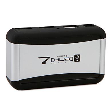 7 Hub USB USB 2.0 USB 2.0 Cu adaptor de alimentare , , Sol A4 Bay,