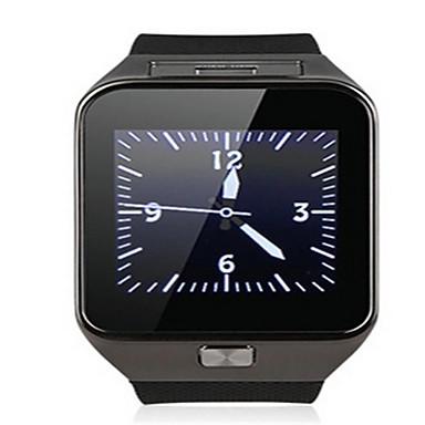 Herrn Smart Uhr digital Caucho Band Schwarz