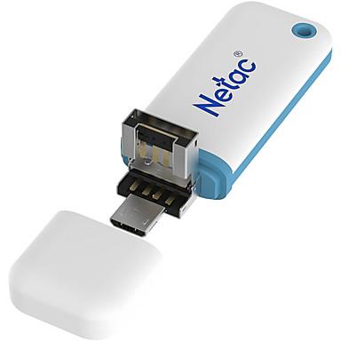 Netac u188 32g otg usb 2.0 Mikro usb-Blitz-Antrieb u Scheibe für androides Mobiltelefon-Tablette-PC