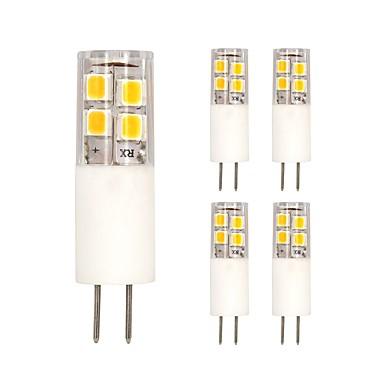 3W G4 LED Doppel-Pin Leuchten T 19 Leds SMD 2835 Warmes Weiß Kühles Weiß 200lm 2800-3500;5000-6500