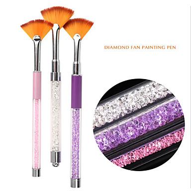 Nagelbürsten Nagel-Kunst-Werkzeug-Nagel-Salon Make-Up