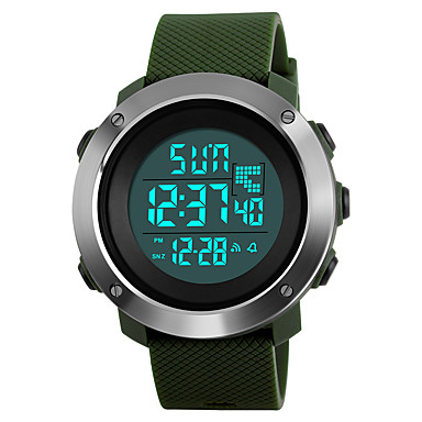 ea3c22f933a baratos Relógios em Oferta-SKMEI Homens Relógio Esportivo Relógio Militar  Relógio de Pulso Japanês Digital
