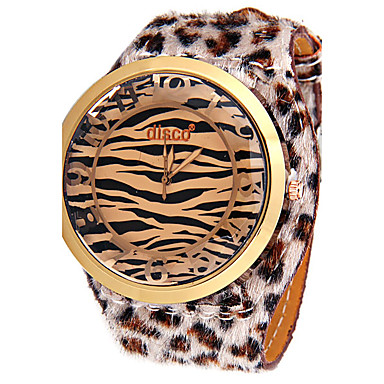 Damen Simulierter Diamant Uhr Einzigartige kreative Uhr Modeuhr Chinesisch Quartz Imitation Diamant Leder Band Glanz Schnurrbärte Silber