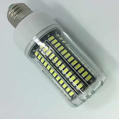 15W 1300 lm E27 LED-maïslampen T 138 leds SMD 5733 Dimbaar Decoratief Warm wit Wit AC 220-240V