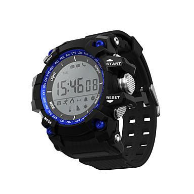 Smart Watch Wasserdicht Verbrannte Kalorien Schrittzähler Übungs Tabelle Kamera Distanz Messung Information APP-Steuerung Langes Standby