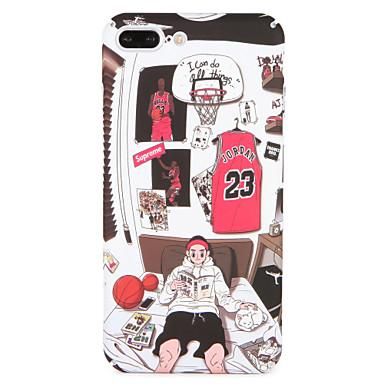 Maska Pentru Apple iPhone 7 Plus iPhone 7 Model Capac Spate Desene Animate Greu PC pentru iPhone 7 Plus iPhone 7 iPhone 6s Plus iPhone 6s