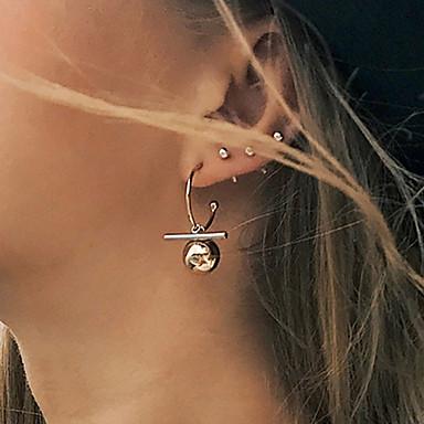 Dames Oorknopjes Modieus Euramerican Kostuum juwelen Legering Geometrische vorm Bal Sieraden Voor Dagelijks