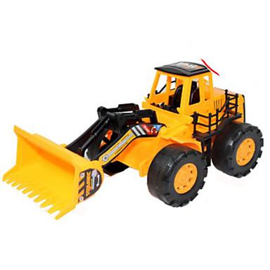 Speelgoedauto's Strand Speelgoed Terugtrekauto/Inertie-auto Motorfietsen Constructievoertuig Bulldozer Graafmachine Strand & Zandspeelgoed