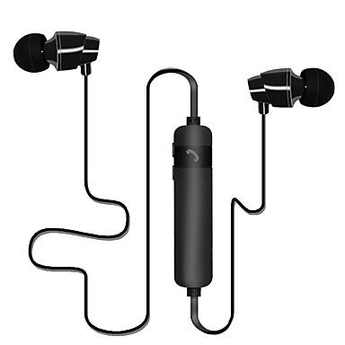 STN-555 In het oor Halsband Draadloos Hoofdtelefoons Dynamisch Aluminum Alloy Sport & Fitness Aandrijving Mobiele telefoon koptelefoon