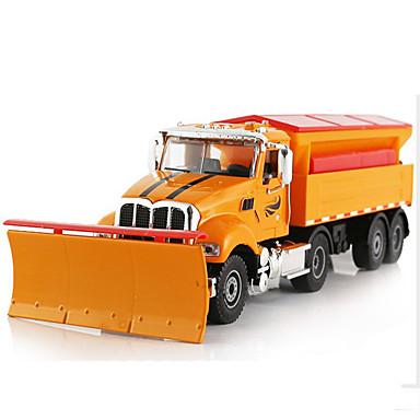 Jucării pentru mașini Jucarii Motocicletă Vehicul de Construcție Jucarii Dreptunghiular Aliaj Metalic Fier MetalPistol Bucăți Ne