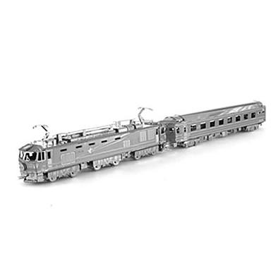 Spielzeug-Autos 3D - Puzzle Holzpuzzle Metallpuzzle Kreisförmig Panzer Burg Berühmte Gebäude Musik Instrumente Architektur 3D Heimwerken