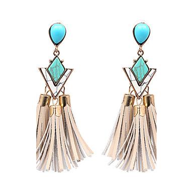 Pentru femei Cercei Picătură Bijuterii bijuterii de lux stil minimalist Supradimensionat Aliaj Geometric Shape Bijuterii PentruPetrecere
