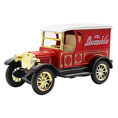 Spielzeug-Autos Fahrzeuge aus Druckguss Modellauto Aufziehbare Fahrzeuge Klassisches Auto Spielzeuge Musik & Licht Auto Kunststoff
