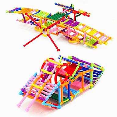 Speelgoedauto's Bouwblokken 3D-puzzels Legpuzzel Logica & Puzzelspeelgoed Educatief speelgoed Anti-stress Poppen Speeltjes Vierkant