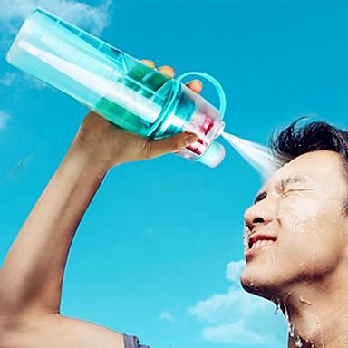 Plastic Paie Pahare Zilnice Pahare Novelty Cești Sticle de Apă Boluri & Sticle de Apă agitator Sticlă Rotativă Ceaiuri & Răcoritoare
