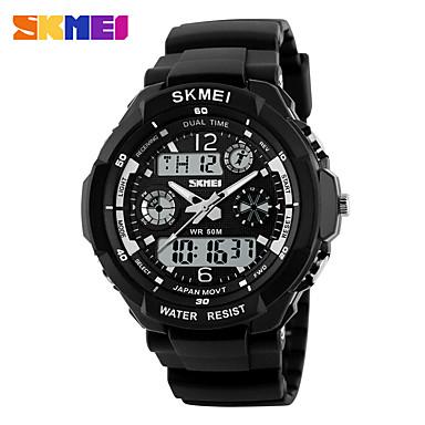 Herrn Modeuhr Armbanduhr Einzigartige kreative Uhr Digitaluhr Sportuhr Kleideruhr Smart Watch Chinesisch digital Kalender Wasserdicht