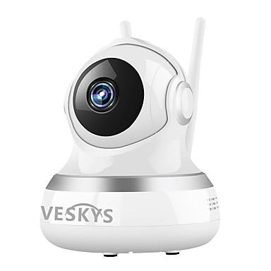 veskys® 2.0mp 1080p hd wifi Sicherheitsüberwachung IP-Kamera Cloud-Speicher Zwei-Wege-Audio-Remote-Monitor