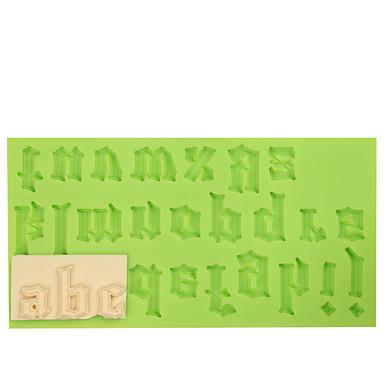 silicon fondant mucegai tort decorare instrumente pentru ciocolata fimo mucegai mucegai culoare aleatoare