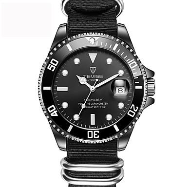 Heren Polshorloge Unieke creatieve horloge mechanische horloges Sporthorloge Dress horloge Modieus horloge Chinees Automatisch