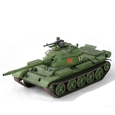 3D - Puzzle Papiermodel Spielzeuge Quadratisch Panzer Heimwerken Hartkartonpapier keine Angaben Stücke