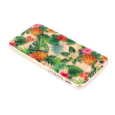 من أجل iPhone X إفون 8 أغط / كفرات نموذج غطاء خلفي غطاء فاكهة ناعم TPU إلى Apple iPhone X iPhone 8 Plus iPhone 8 فون 7 زائد فون 7 iPhone