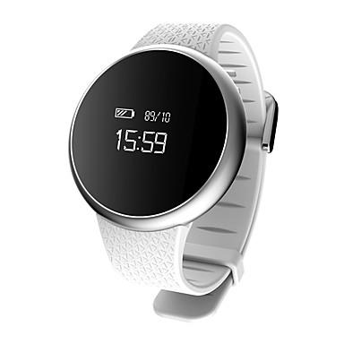Smart-Armband Touchscreen Herzschlagmonitor Wasserdicht Verbrannte Kalorien Schrittzähler Übungs Tabelle Distanz Messung Langes Standby