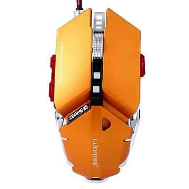 سلكي لعب الفأر DPI قابل للتعديل الخلفية قابل للبرمجة 4000