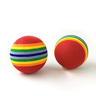 Katzenspielsachen Haustierspielsachen Kau-Spielzeug Flechtball
