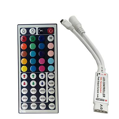mini 24 chei rgb ir controler de la distanță pentru 3528 sau 5050 rgb led benzi controler mic rgb gratuit transport maritim