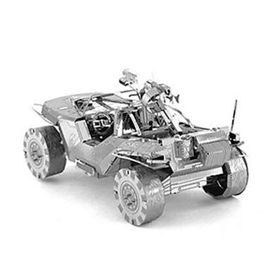 Puzzle 3D Puzzle Puzzle Metal Μοντέλα και κιτ δόμησης Rotund Noutate 3D Reparații Aluminiu MetalPistol Gril pe Kamado  Unisex Cadou