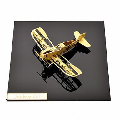 Puzzle 3D Puzzle Metal Μοντέλα και κιτ δόμησης Aeronavă 3D Reparații Crom MetalPistol Clasic Unisex Cadou