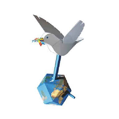 3D - Puzzle Papiermodel Spielzeuge Tiere 3D Heimwerken keine Angaben Stücke