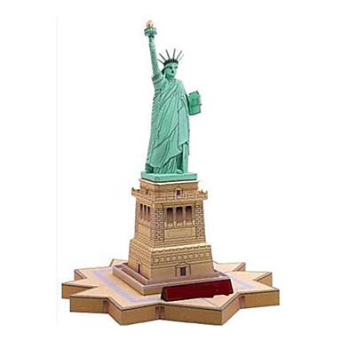 قطع تركيب3D نموذج الورق مجموعات البناء أشغال الورق برج بناء مشهور معمارية 3D اصنع بنفسك كلاسيكي كل العصور