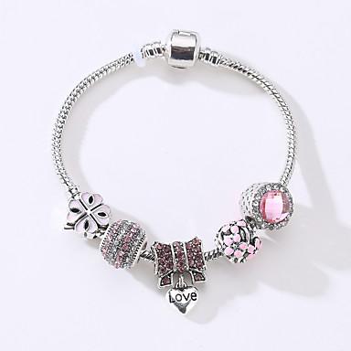Dames Strand Armbanden Modieus Ijzerlegering Cirkelvorm Sieraden Voor Bruiloft Feest/Uitgaan Evenement/Feest Dagelijks gebruik
