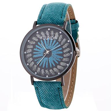 Damen Einzigartige kreative Uhr Armbanduhr Modeuhr Sportuhr Armbanduhren für den Alltag Quartz Armbanduhren für den Alltag Legierung Band