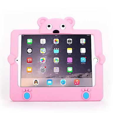 من أجل أغط / كفرات ضد الصدمات نموذج غطاء خلفي غطاء 3Dكرتون ناعم EVA إلى Apple iPad Mini 3/2/1