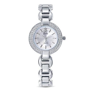 Pentru femei Ceas La Modă Quartz Aliaj Bandă Argint
