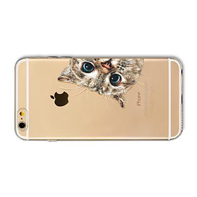 Transparente X iPhone Per iPhone Gatto Plus 06049975 TPU X disegno Morbido iPhone Fantasia 8 iPhone iPhone per Custodia 8 retro Plus Per Apple 8 S0dIwTq1T