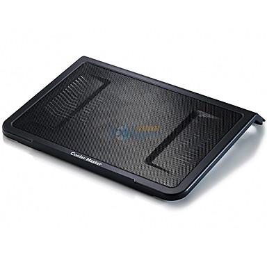 Suport cu adaptor Stativ pentru laptop altele laptop Macbook Laptop Stativ și Adaptor Stați cu ventilator de răcire Metal