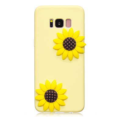 hoesje Voor Samsung Galaxy S8 Plus S8 Patroon DHZ Achterkant Bloem Zacht TPU voor S8 Plus S8 S7 edge S7