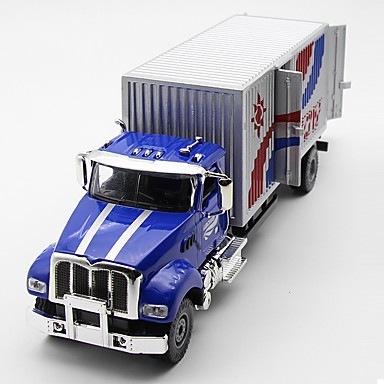 Speelgoedauto's Speeltjes Truck Constructievoertuig Speeltjes Vrachtwagen Kunststoffen Metaallegering Metaal Stuks Unisex Geschenk